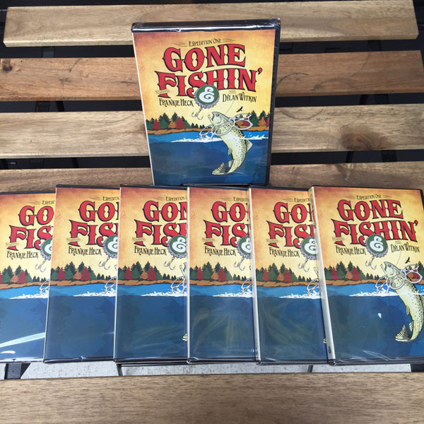 EXPEDITION-ONE – GONE FISHIN'