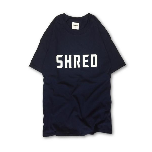 SHRED LOGO T-SHIRTに新色登場です!!