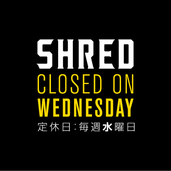 SHRED_closed_image_instagram