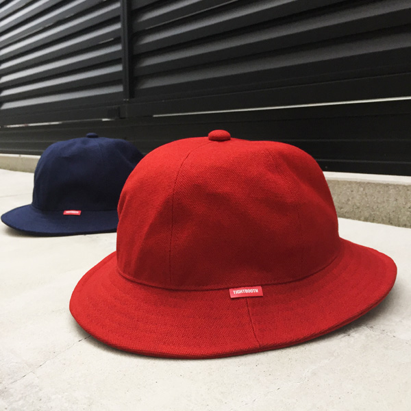 BERMUDA-HAT-RED-ブログ