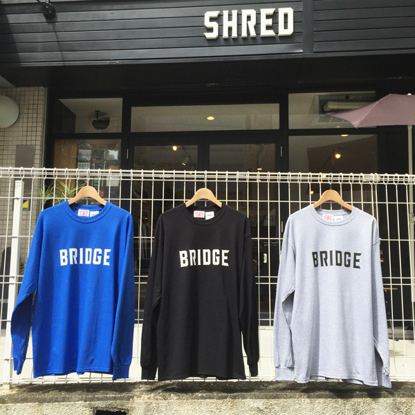 SHRED×Bridgeブログ.5