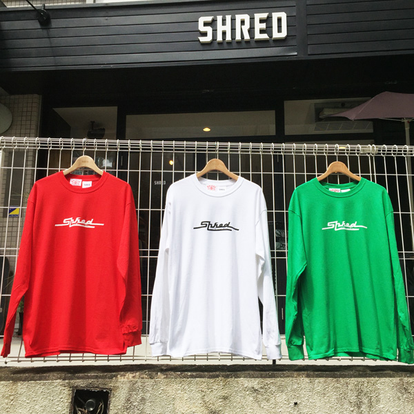 SHRED×Bridgeブログ.2