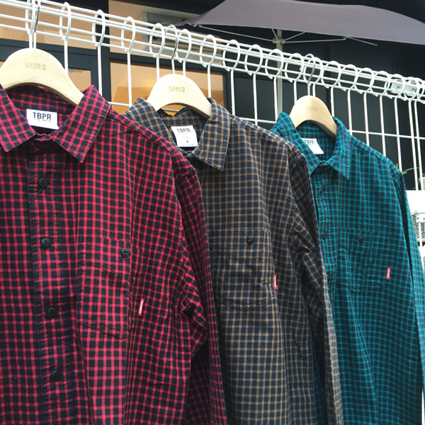 FW15-PIN-CHECK-SHIRT