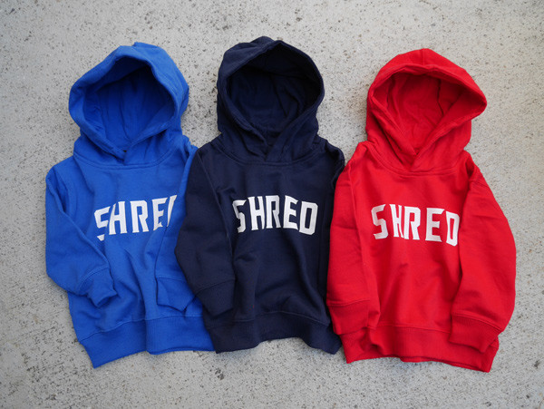 SHRED-LOGO-BABY-表紙